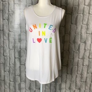 3/$25🌟🌟🌟 United in Love tank